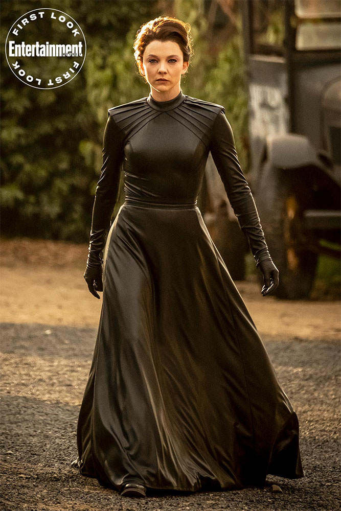 Penny Dreadful City of Angels Natalie Dormer EW - Penny Dreadful : Premières images du spin-off City of Angels avec Natalie Dormer, en 2020 sur Showtime