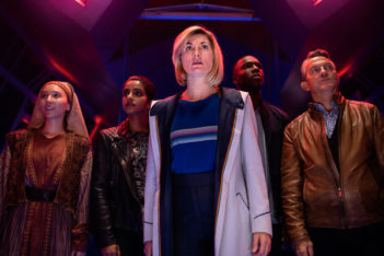 Doctor Who Saison 12 Episode 7 : M'entends-tu ?