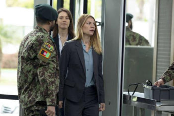 Homeland Saison 8 Episode 1 : Possible trahison