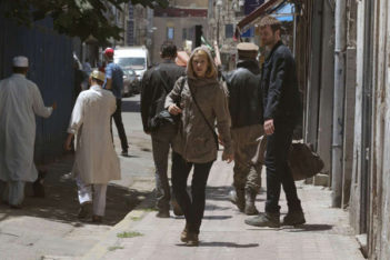 Homeland Saison 8 Episode 9 : En plein vol