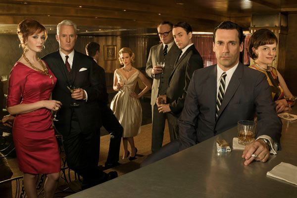 Mad Men Saison 4 Promo