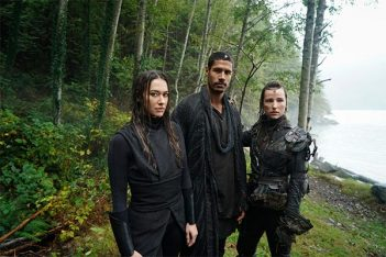 The 100 Saison 7 Episode 2 : Le Jardin
