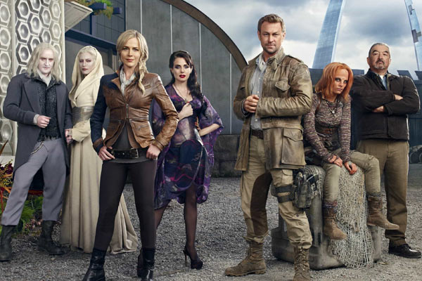 Defiance Serie SyFy