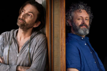 Staged : Le confinement plein d'humour de David Tennant et Michael Sheen