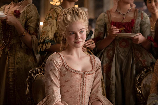 the great saison 1 hulu - Une saison 2 pour The Great, le règne de Catherine se poursuit sur Hulu