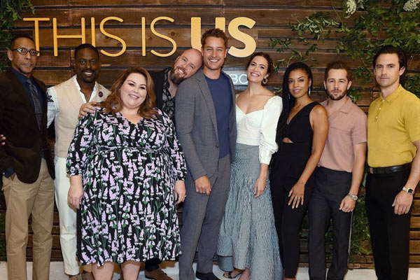 This Is Us Saison 5 casting - This Is Us (Saison 5), The Blacklist (Saison 8), Chicago Fire (Saison 9) et plus... NBC dévoile les dates de retour cet automne