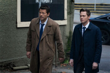 Supernatural Saison 15 Episode 15 : Trouver Refuge