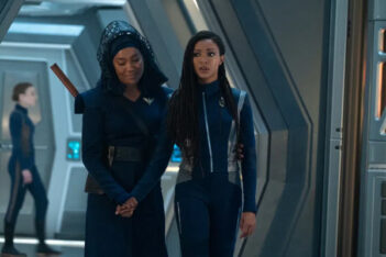Star Trek Discovery Saison 3 Episode 7 : Unification III