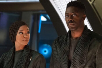 Star Trek Discovery Saison 3 Episode 8 : Le Sanctuaire